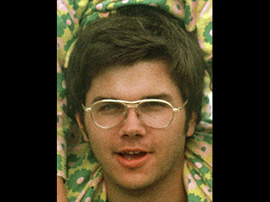 Mark David Chapman, the man who shot John Lennon said he considered killing Johnny Carson and Elizabeth Taylor. AP