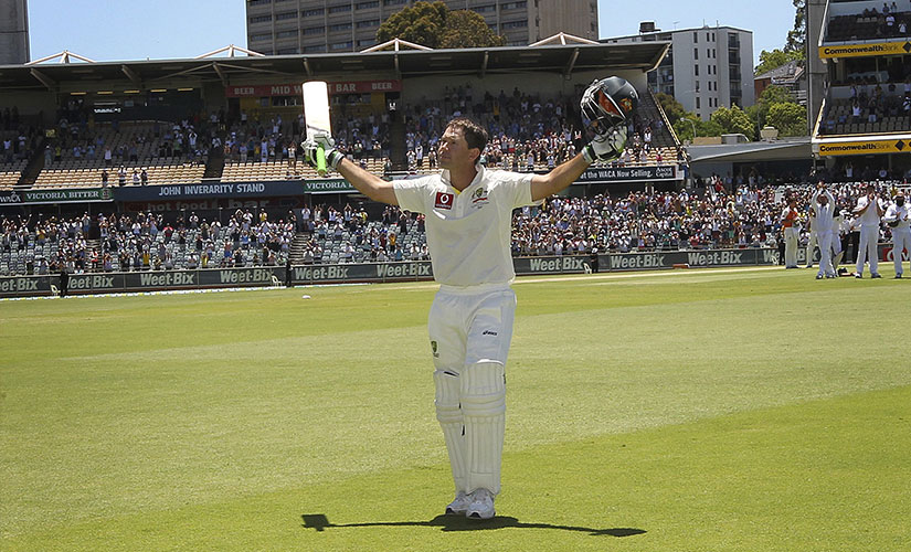 Ricky Ponting oversaw Australian cricket's period of sustained world dominance. Reuters
