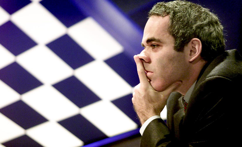Gary Kasparov: The greatest mastermind of all time? Reuters