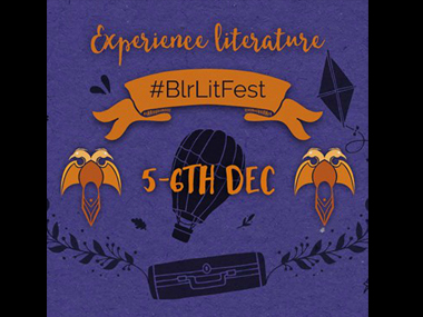 The Bangalore Literature Festival. Image from Facebook