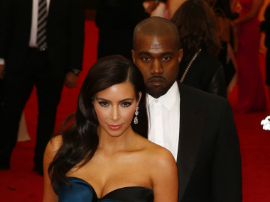"Kim said husband Kanye West loves her ""unconditionally"". Image from Reuters"