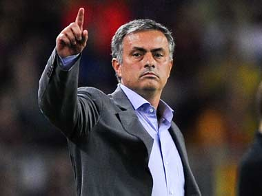 Jose Mourinho's agent has held primary talks with Manchester United. - Getty Images