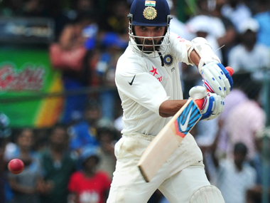 File image of Ajinkya Rahane. AFP