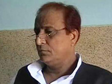 Azam Khan. CNN-News18