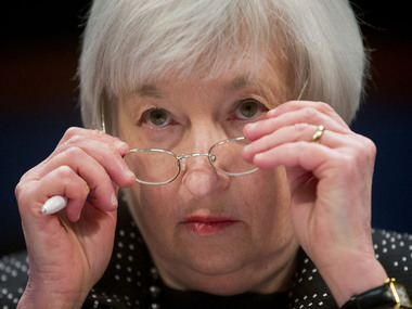 Fed Chair Janet Yellen/ AP