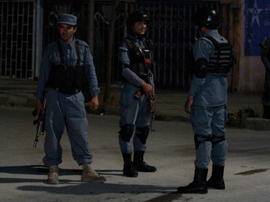 Security forces in Afghanistan. Representational image. AP