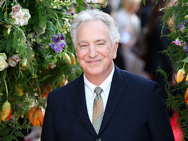 Alan Rickman died aged 69. Getty Images.