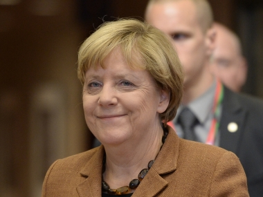 File image of Angela Merkel. AFP