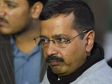 Delhi Chief Minister Arvind Kejriwal in a file photo. AFP