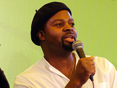 African writers' novels are read for subjects that reflect the troubles of Africa and black people as perceived by the rest of the world. Ben Okri. AFP