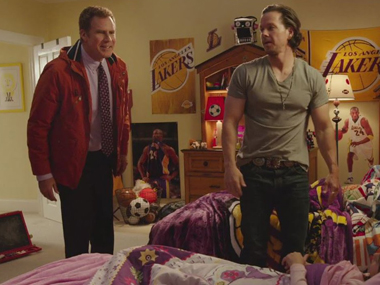 A still from Daddy's Home. Screengrab from YouTube