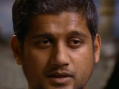 Siddhartha Dhar in a screengrab from YouTube.
