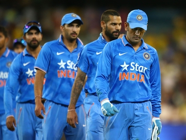 Team India would want to bounce back and end the ODI series on a high. Getty