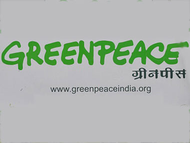 Greenpeace. Getty images