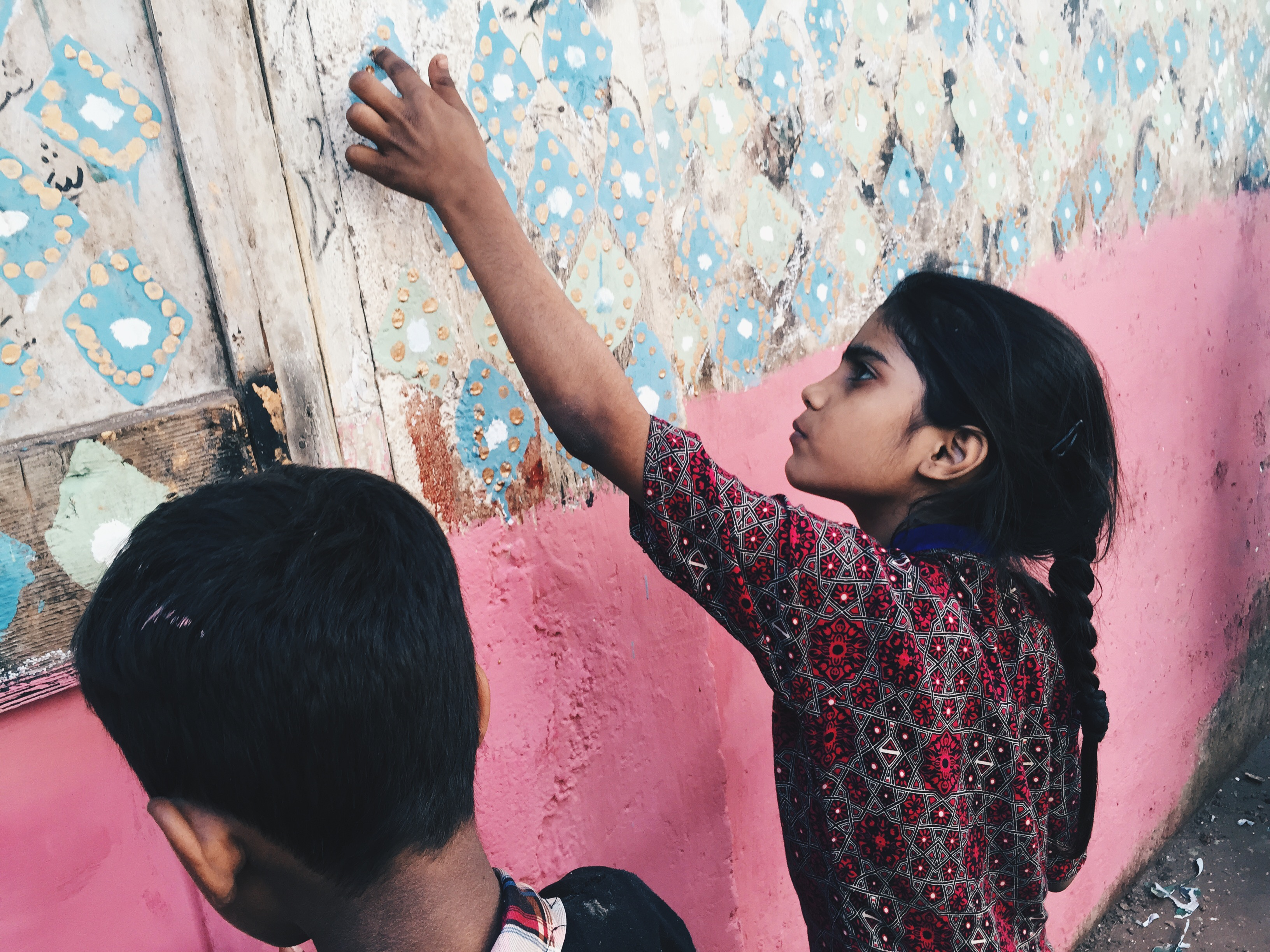The children of Lyari. Image courtesy: Shilo Shiv Suleman