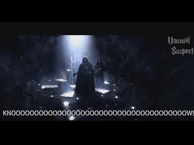 You know a video is awesome when Darth Vader sings a part of 'In The End' in the video.