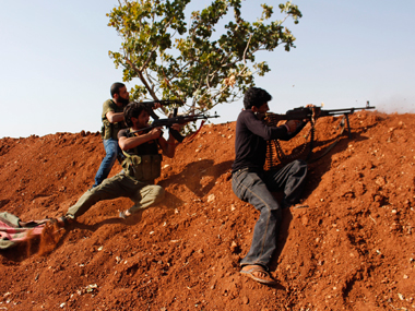 Islamic State fighters. Representational image. Reuters