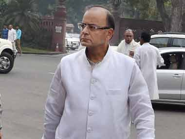 Arun Jaitley. File photo. PTI
