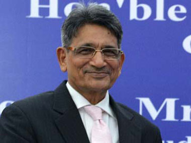File image of Justice RM Lodha who prepared the Lodha Committee report on BCCI reforms. PTI