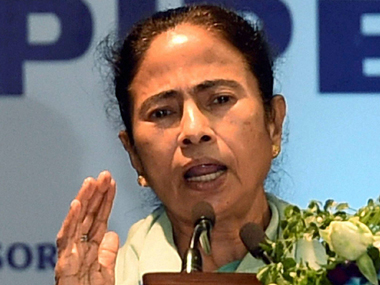 Mamata Banerjee in a file photo. PTI