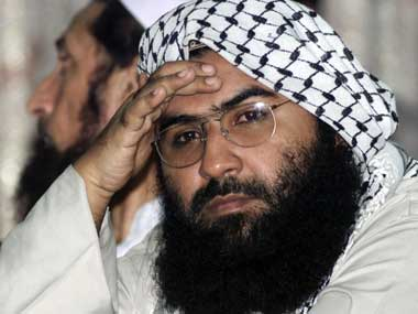 Maulana Masood Azhar in a file photo. Reuters