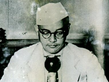 Netaji Subhash Chandra Bose. Reuters