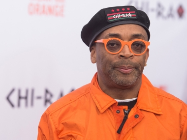 Spike Lee. AP