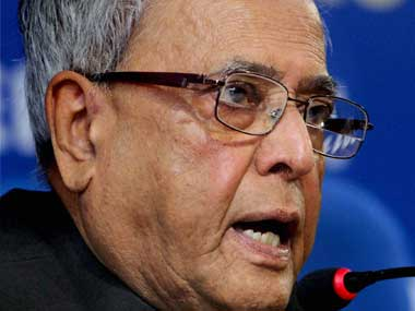 President Pranab Mukherjee wrote on some very important incidents in his memoir. PTI