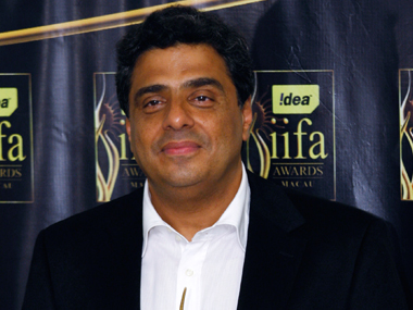 Ronnie Screwvala, Founder, UTV