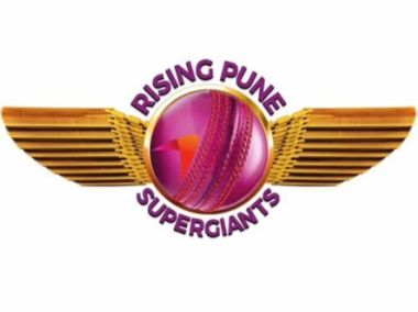 Rising Pune Supergiants unveiled their team logo. Twitter/@IPL