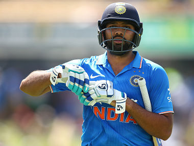 For Rohit Sharma it is becoming a case of damned if you don't, defeated if you do. Getty