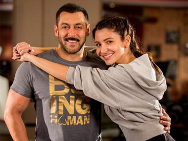 Leading lady in 'Sultan'. Image courtesy Sultan Official (Twitter handle)