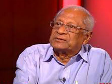AB Bardhan. File photo. Image courtesy: ibnlive