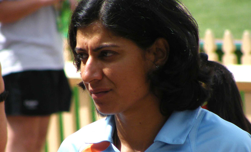 Anjum Chopra is one of the instantly-recognisable names in Indian women's cricket. Photo by  NAPARAZZI - Flickr/Creative Commons
