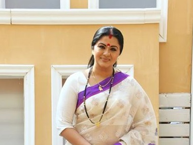 Sudha Chandran. Image courtesy: Facebook/Humans of Bombay