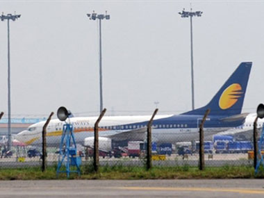 Bomb threat to Jet Airways flight. Reuters