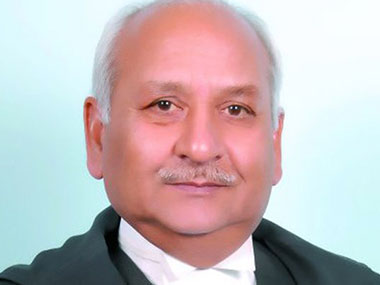 Justice Sanjay Mishra was appointed as the new Uttar Pradesh Lokayukta. Image courtesy: News18