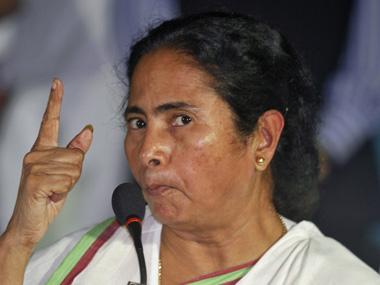 File image of Mamata Banerjee. Reuters