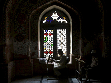 A mosque in Pakistan. Representational image. Reuters