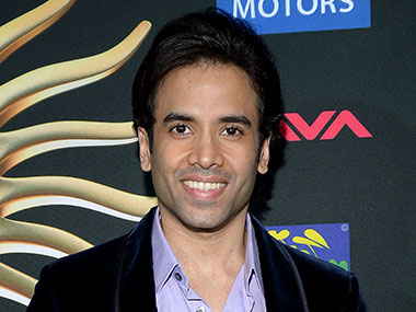 Tusshar kapoor. Getty Images