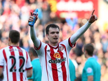 File image of Adam Johnson. Getty