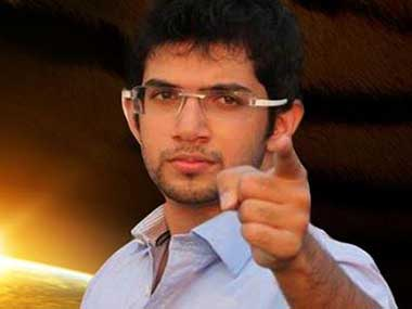 Aaditya Thackeray. Image courtesy: Facebook