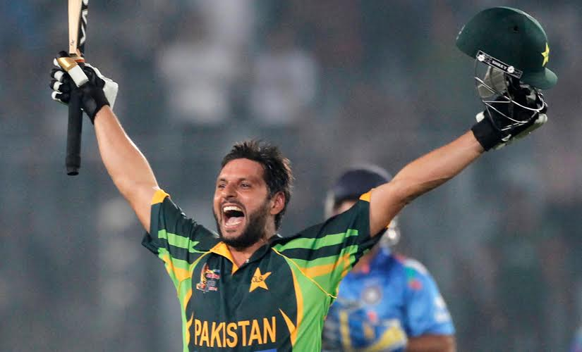 Boom Boom Afridi powered Pakistan to famous win over India. Reuters