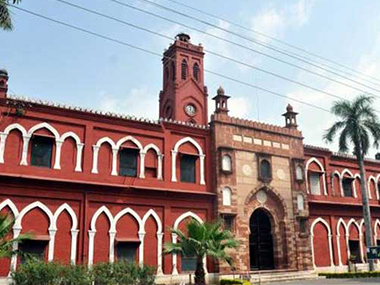 Aligarh Muslim University. Image Courtesy: University website