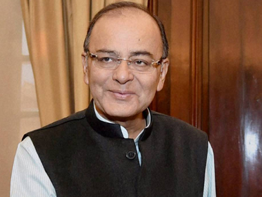 Arun Jaitley, Union Finance Minister. PTI