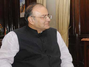 Union Finance Minister Arun Jaitley. PIB