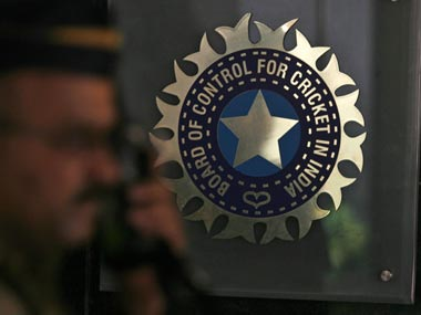 File picture of BCCI logo. Reuters