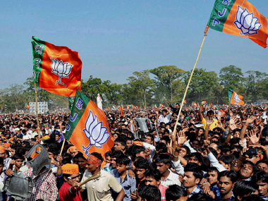 Is BJP support flagging in Uttar Pradesh? PTI