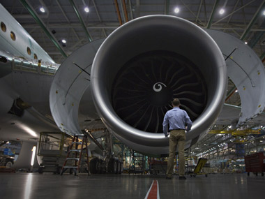 Boeing seeks to build an aviation ecosystem in India. Reuters