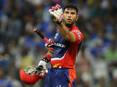 Yuvraj Singh will be going up in the auction as a marquee player. BCCI